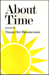 About Time by Diana Der-Hovanessian