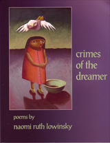 crimes of the dreamer poems by Naomi Ruth Lowinsky