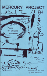 Mercury Project Poems by Grzegorz Wr�blewski