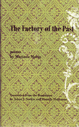 The Factory of the Past poems by Mariana Marin